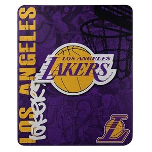 🔹NBA Lakers Blanket 🔹NEW